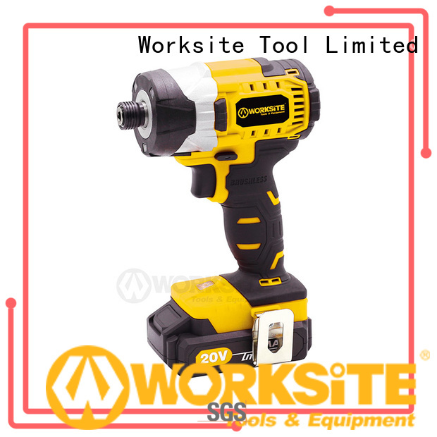 WORKSITE professional electric impact driver supplier for homeowners