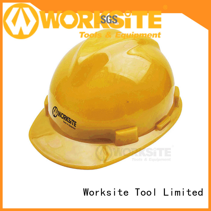 WORKSITE ROHS certified safety hat for sale