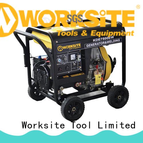 WORKSITE 8000 watt generator for sale