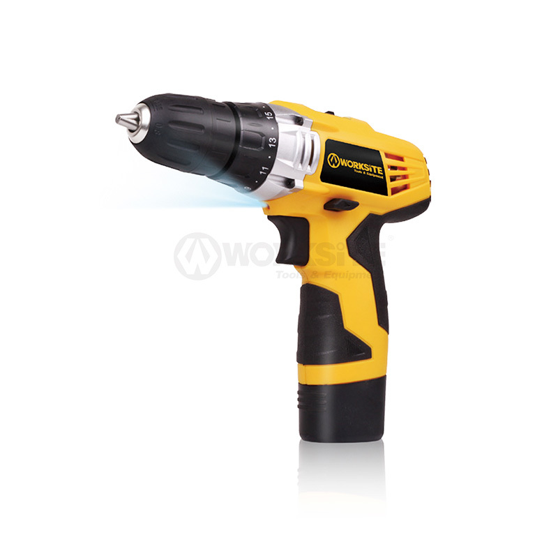Cordless Drill Screwdriver 10mm Reversible 12V Li-ion Max CD306-12L