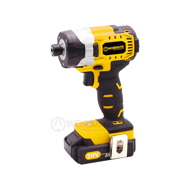20 Volt Hand Held Brushless Cordless Impact Driver CIS320A