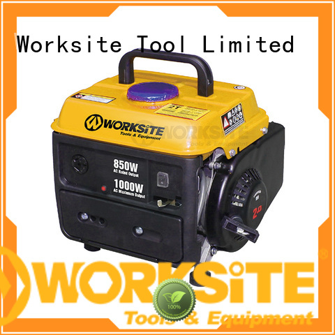 WORKSITE new small portable generator for wholesale