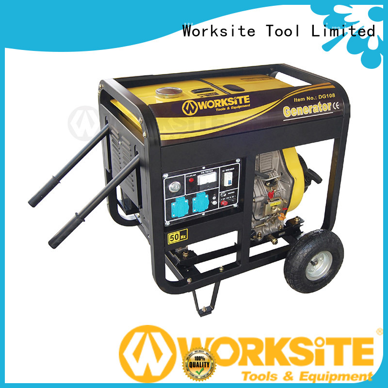 WORKSITE small generators for wholesale