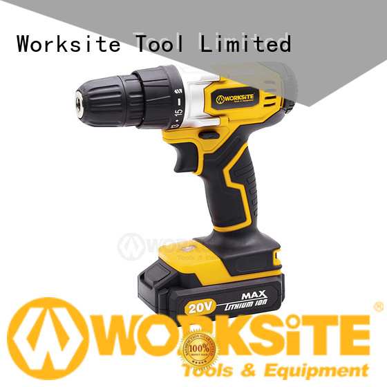 WORKSITE ROHS certified power drill machine supplier for sale