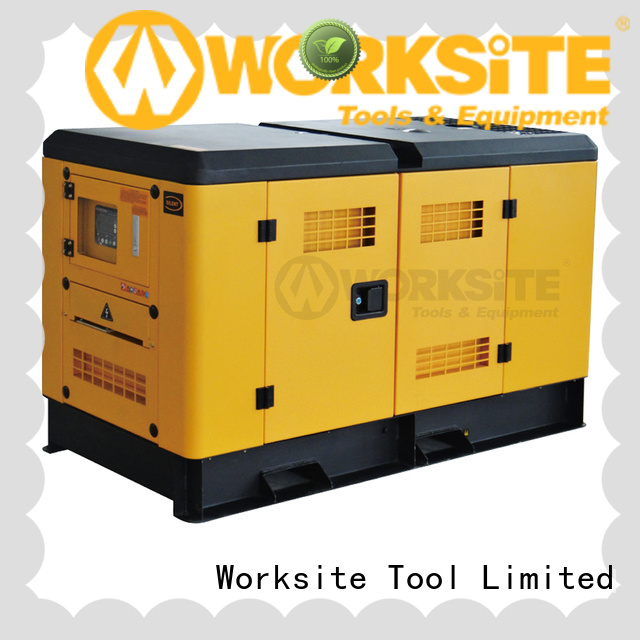 WORKSITE superior backup generator factory for importers