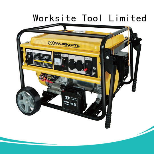 WORKSITE new power generator factory for homeowners