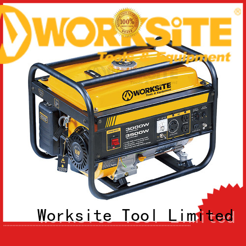 WORKSITE mini electric generator factory for importers