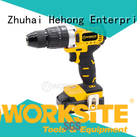 WORKSITE famous compact cordless drill for importers