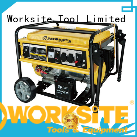 WORKSITE generator manufacturers factory for homeowners