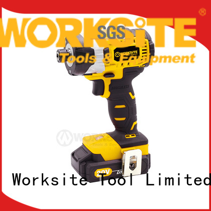 WORKSITE OEM ODM impact driver set factory for homeowners