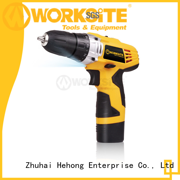 WORKSITE ROHS certified drill manufacturer for homeowners