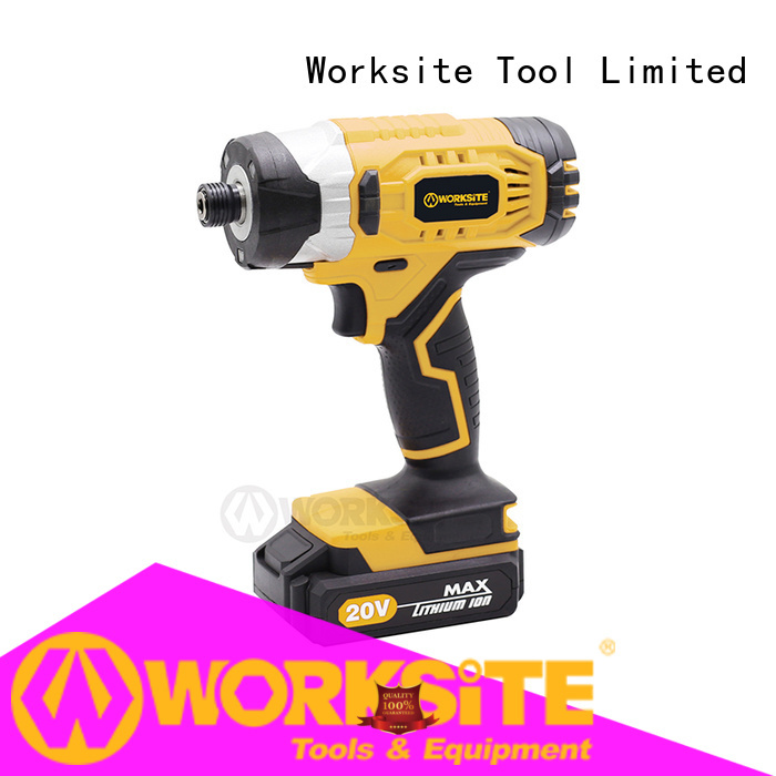 WORKSITE OEM ODM cordless driver factory for importers