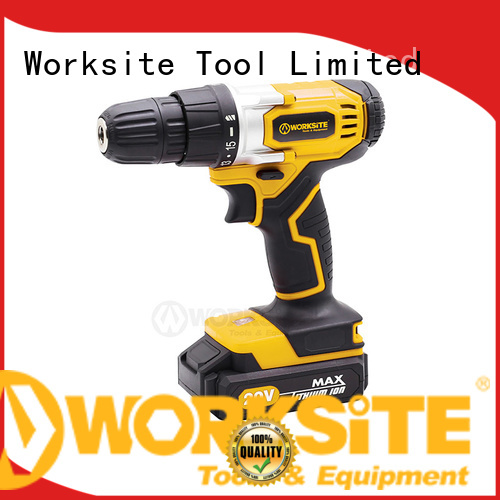 WORKSITE famous cordless drill supplier for homeowners