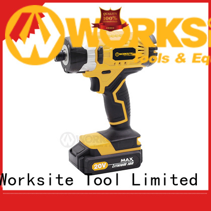 WORKSITE drill and impact driver supplier for wholesale