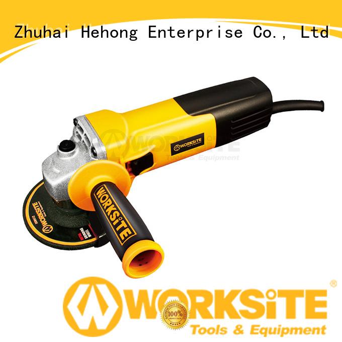 WORKSITE disc grinder manufacturer for homeowners