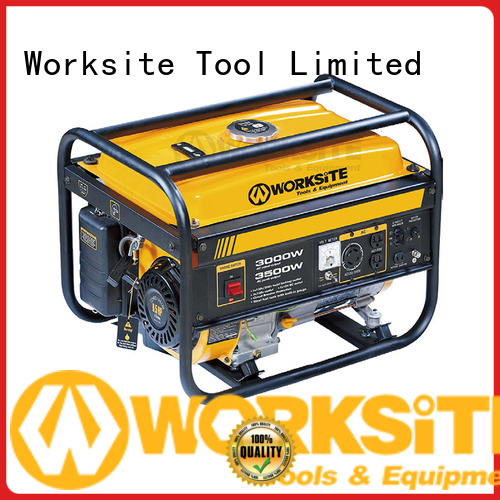 WORKSITE new best generator manufacturer for importers