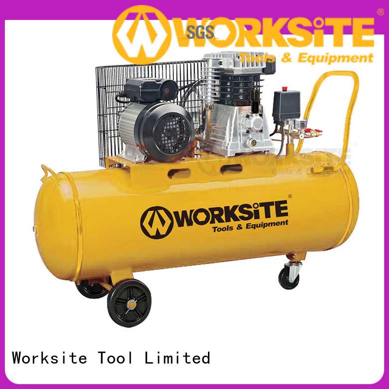 WORKSITE diesel air compressor factory for sale