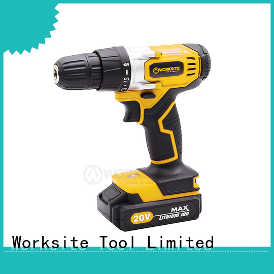 WORKSITE best cordless hammer drill manufacturer for homeowners