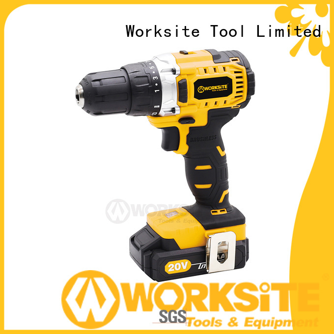 WORKSITE cordless rotary hammer drill for sale