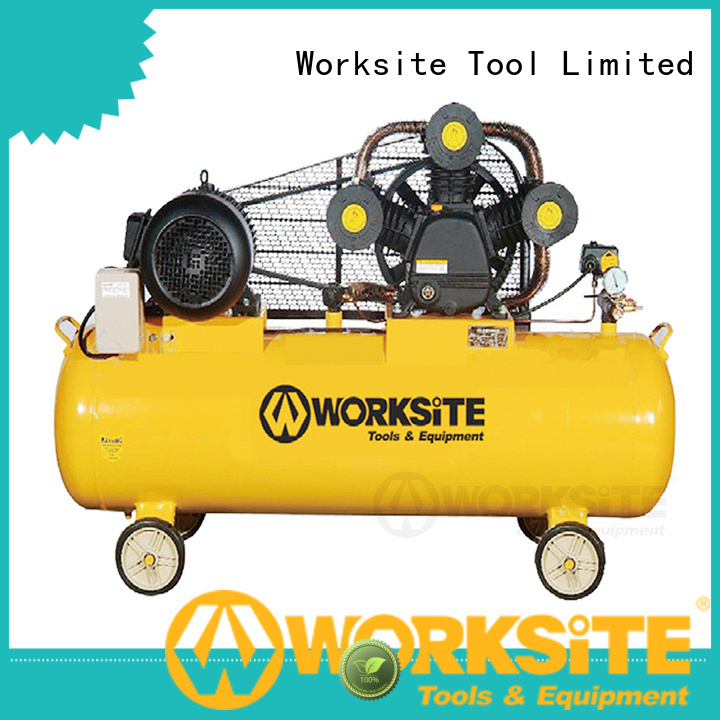 WORKSITE compressor price supplier for homeowners