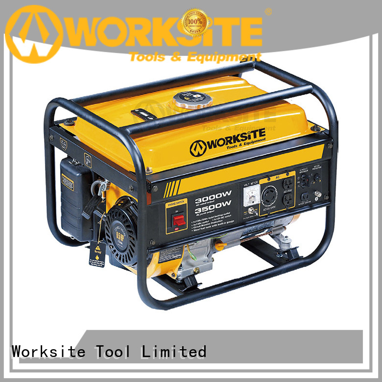 WORKSITE home generator price supplier for importers