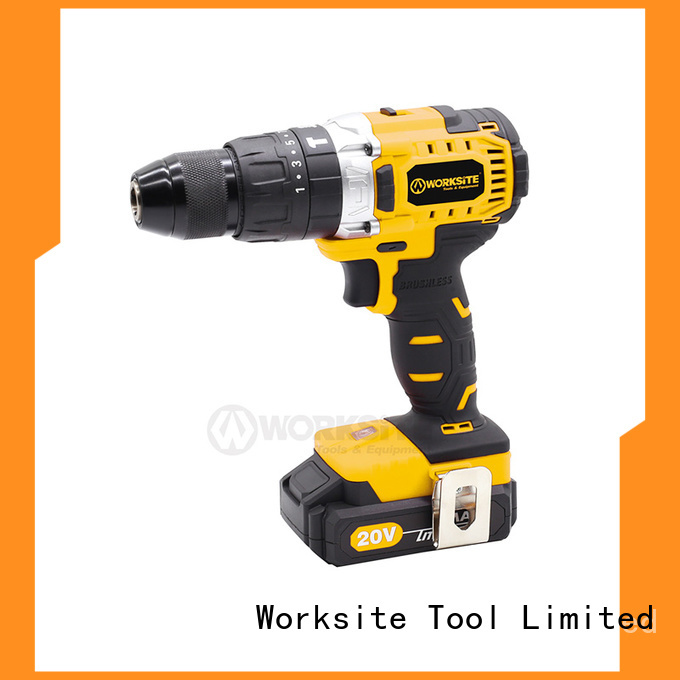 WORKSITE ROHS certified electric impact drill for importers