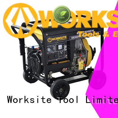 WORKSITE outdoor generator factory for importers