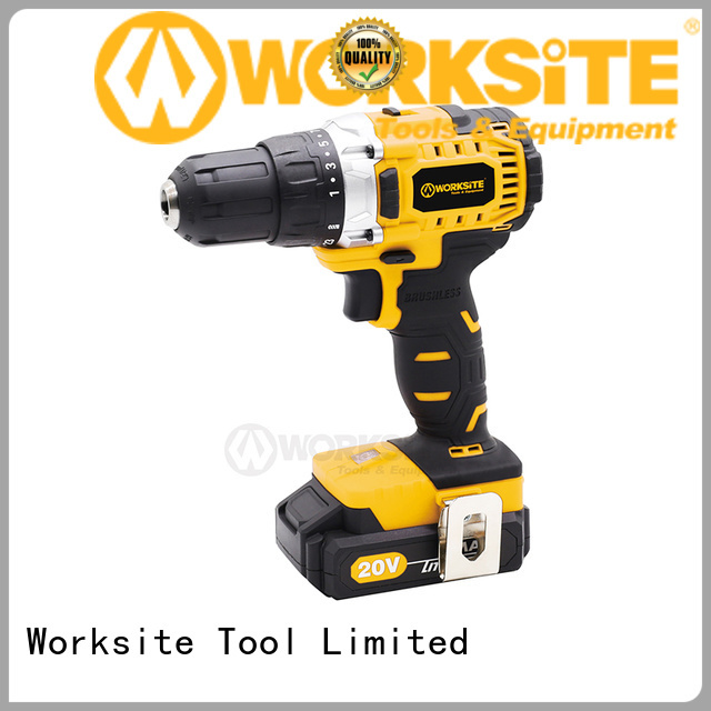 WORKSITE custom cheap power drill supplier for importers