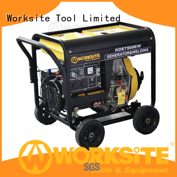 WORKSITE well known best generator for sale