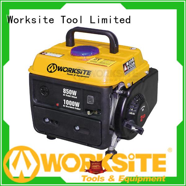 WORKSITE new diesel inverter generator manufacturer for sale