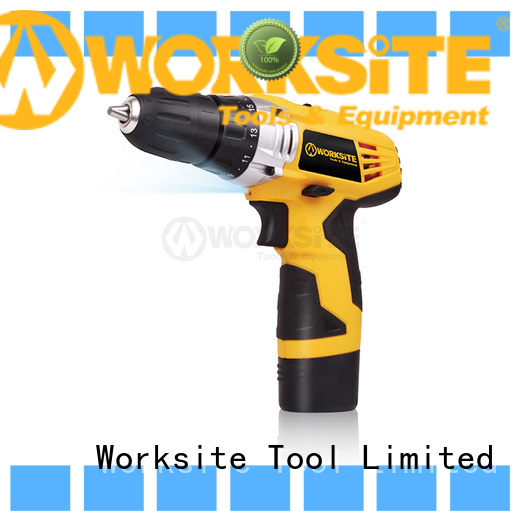 WORKSITE custom battery drill for importers