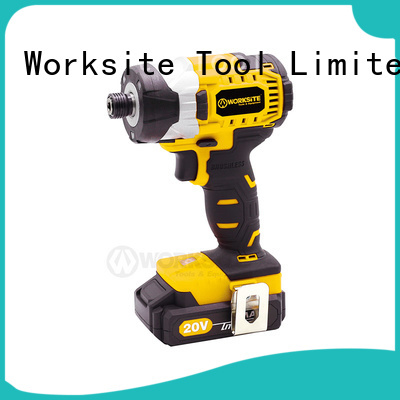 WORKSITE cordless impact driver manufacturer for homeowners