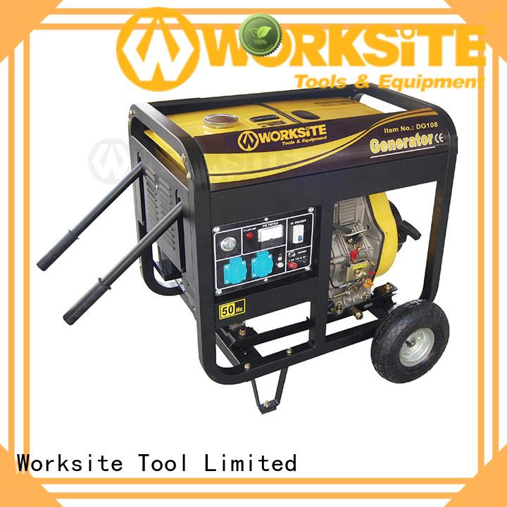 WORKSITE superior cheap generators factory for wholesale