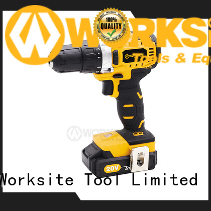 WORKSITE famous battery drill manufacturer for sale