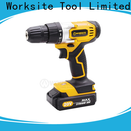 WORKSITE drill factory for wholesale