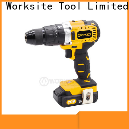 WORKSITE best impact drill factory for homeowners