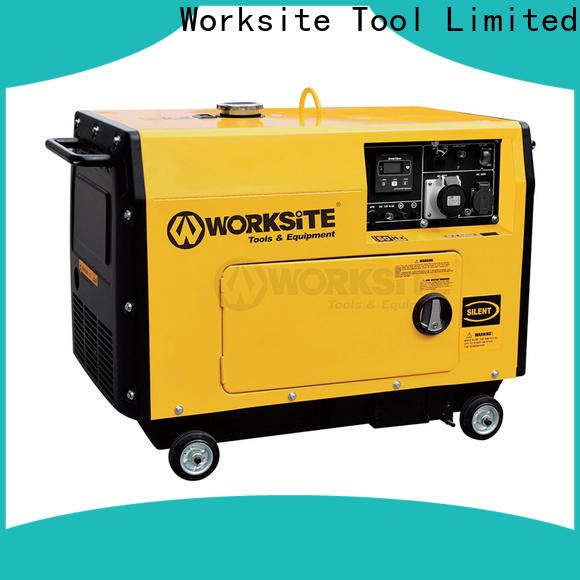 WORKSITE marine diesel generator supplier for sale