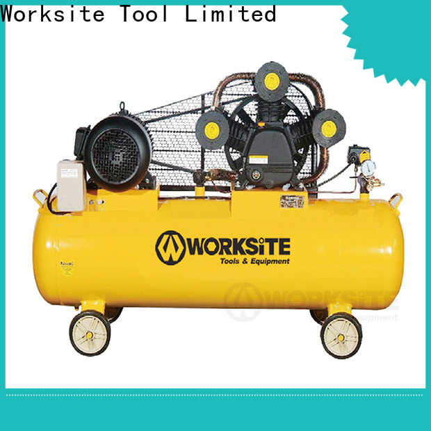 WORKSITE ROHS certified portable electric air compressor manufacturer for homeowners