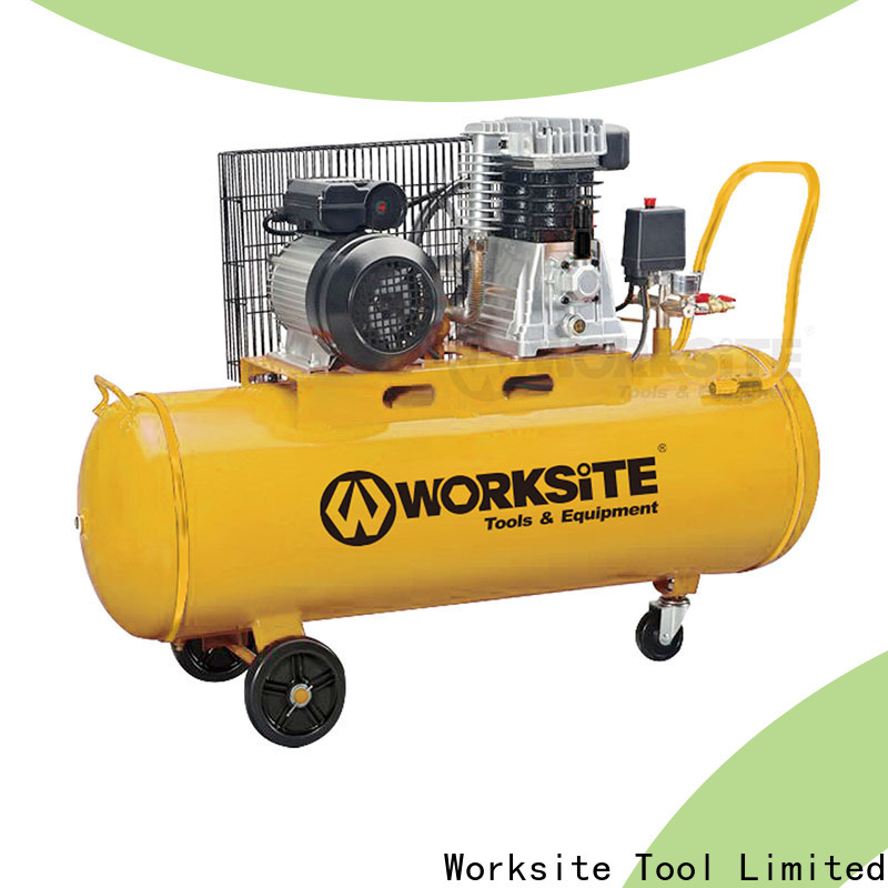 WORKSITE high quality air compressor manufacturers supplier for sale