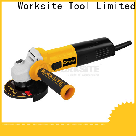 WORKSITE battery powered angle grinder factory for b2b