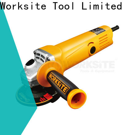 WORKSITE 4 inch angle grinder supplier for carpenter