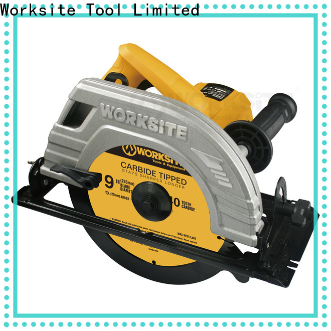 WORKSITE dual bevel miter saw supplier for workspace