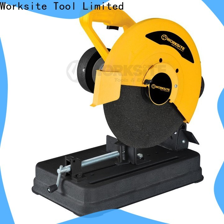 WORKSITE custom cut off saw manufacturer for carpenter