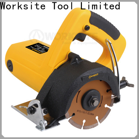 WORKSITE custom cut off saw provider for retailing