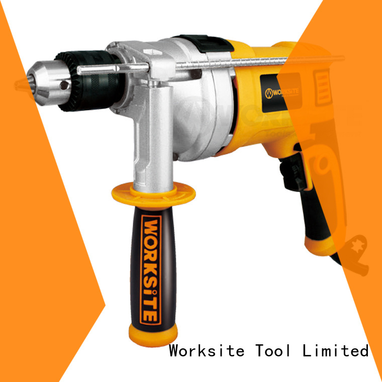 WORKSITE standard power drill factory for b2c