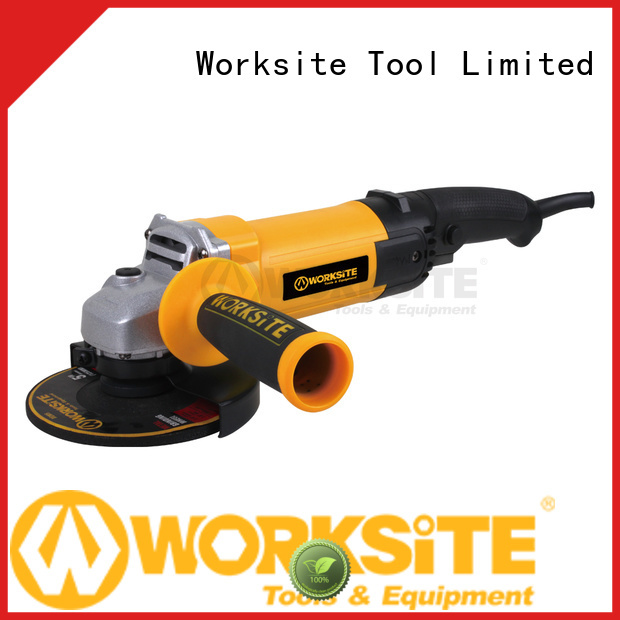WORKSITE 7 inch angle grinder factory for wholesale