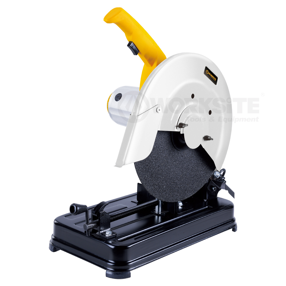 355mm Cut Off Saw,COS105,2350W,Heavy-duty,Adjustable Fence 45° Left/Right