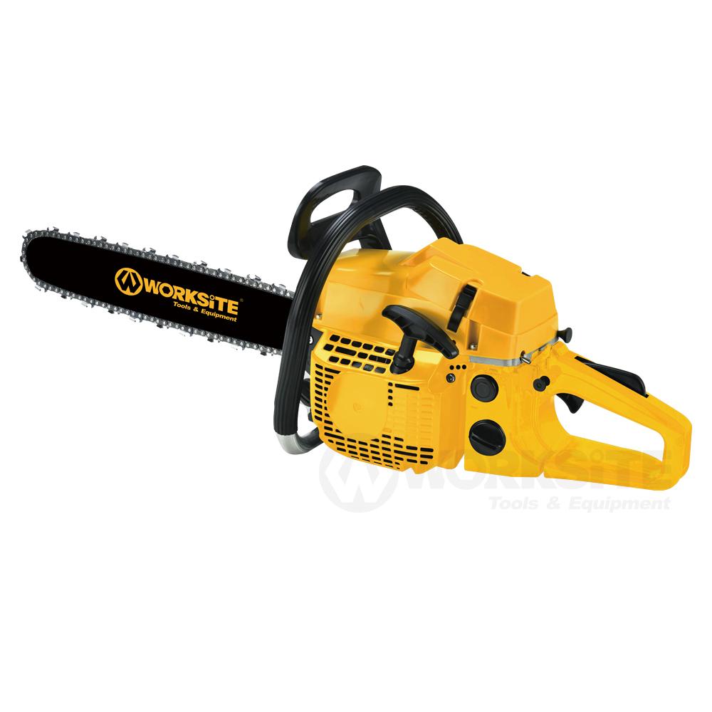 52cc two stroke Gasoline Chain Saw,GCS117,Bar Length  20