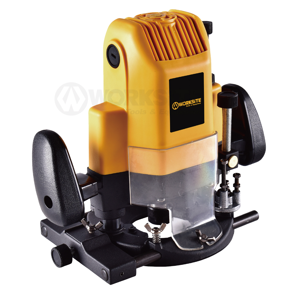Router Machine, ERM126,1850W Woodworking Tool Laminate Trimmer