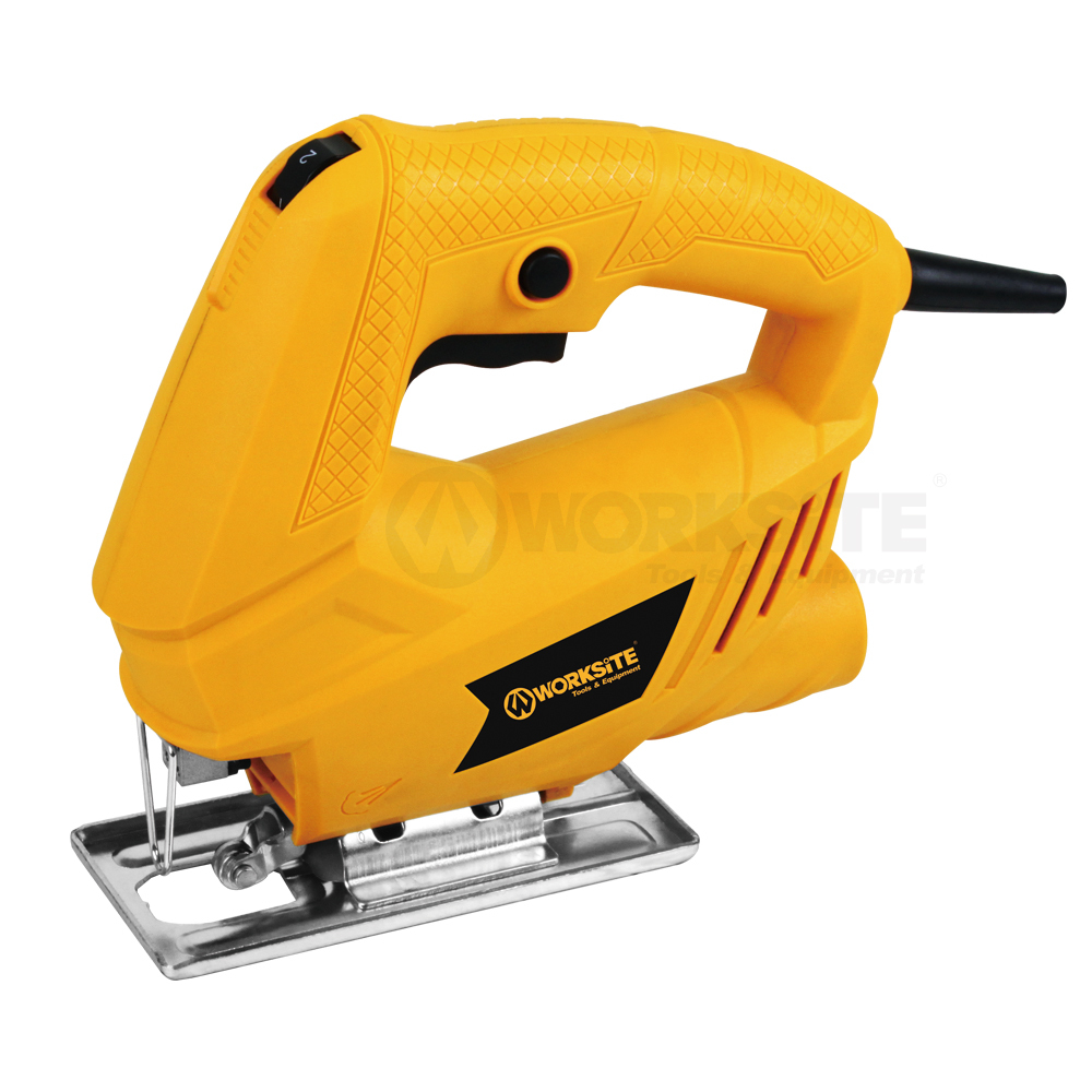 Portable Hand Held Jig Saw, JS251, 400W, Variable speed, 45°right or left